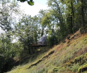 Dôme lodge